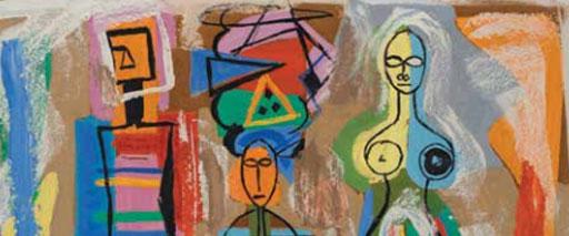"""התערוכה """"הכל נשאר במשפחה: מורשת משפחתית באמנות הישראלית"""""""